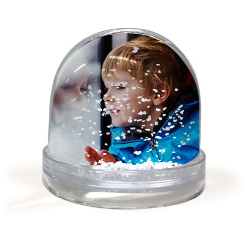 Fun Photo Snow Globe
