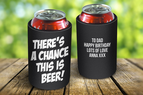 Father's Day Stubby Coolers