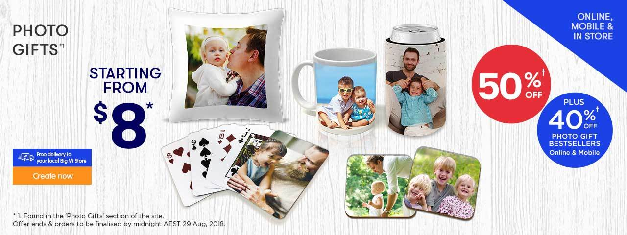 Personalised Hard Cover & Soft Cover Photo Books offer - ends  29.03.17 & 5.04.17