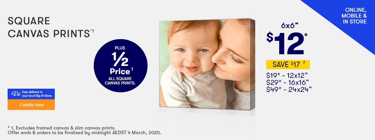 Home 1 - Digital Prints Offer - ends 29.01.20