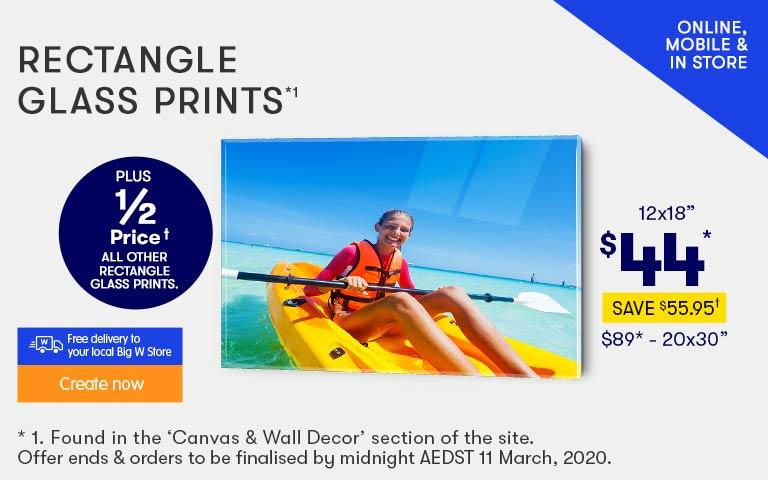Home 2 - Canvas Prints Offer - ends 22.01.20