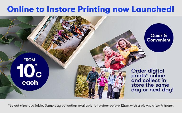Home 6 - Online to Instore Printing