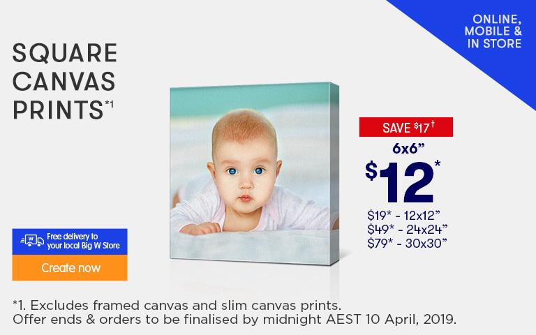 Home - Panoramic Canvas offer - ends 5.12.18