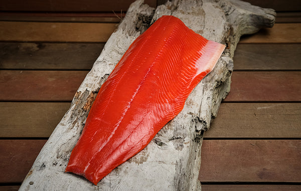 Sockeye Salmon (Summer Catch)