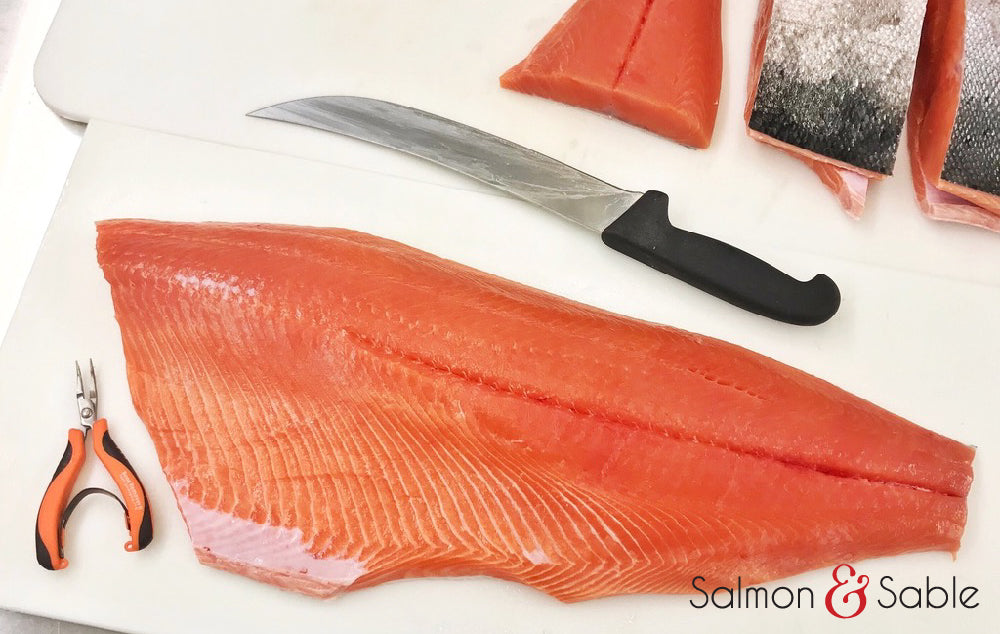 King Salmon (Summer Catch)
