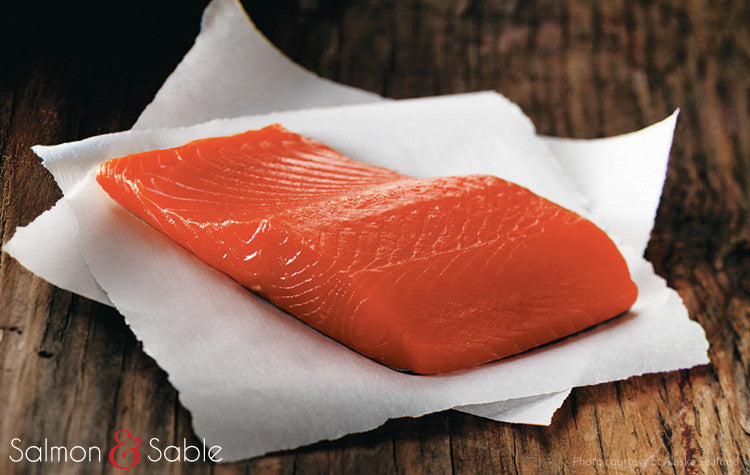 Coho Salmon (Winter Catch)