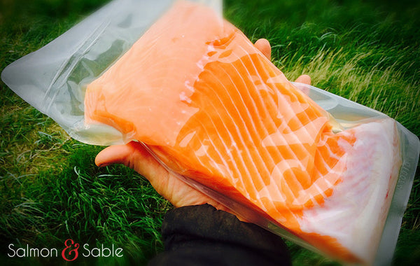 King Salmon (Summer Catch) LIMITED AVAILABILITY