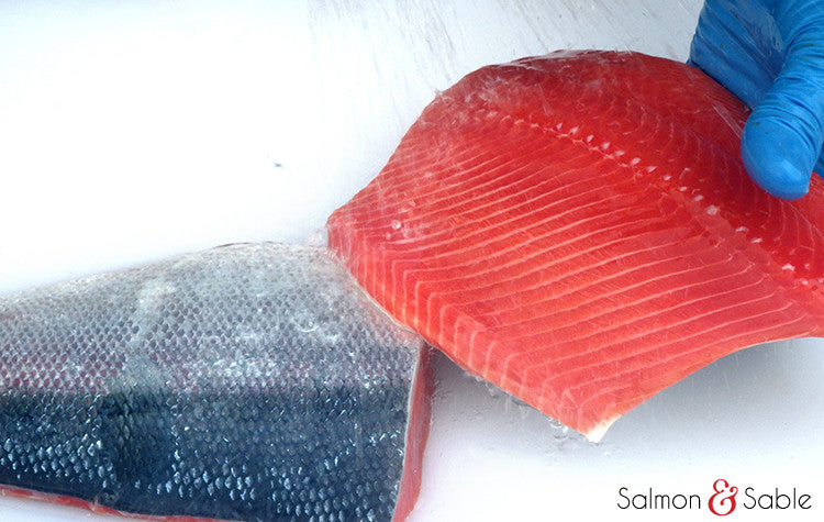 Sockeye Salmon (Winter Catch)
