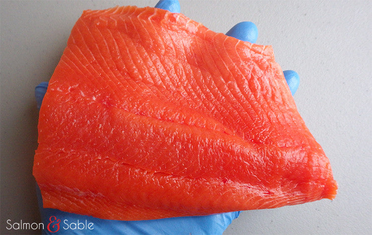 Sockeye Salmon (Spring Catch)
