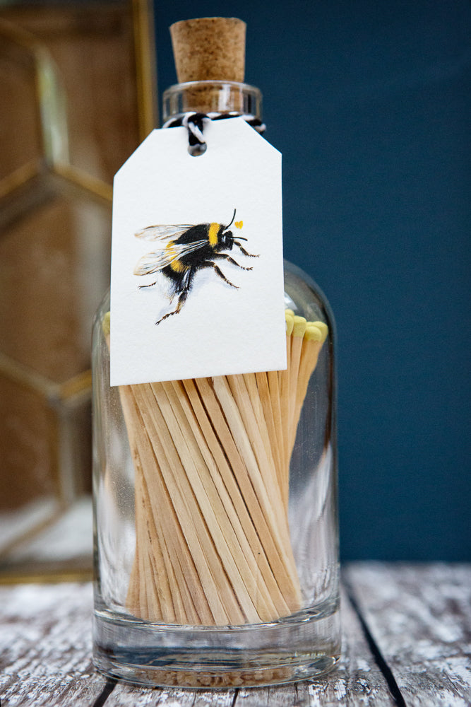 Luxury Matches - Bee