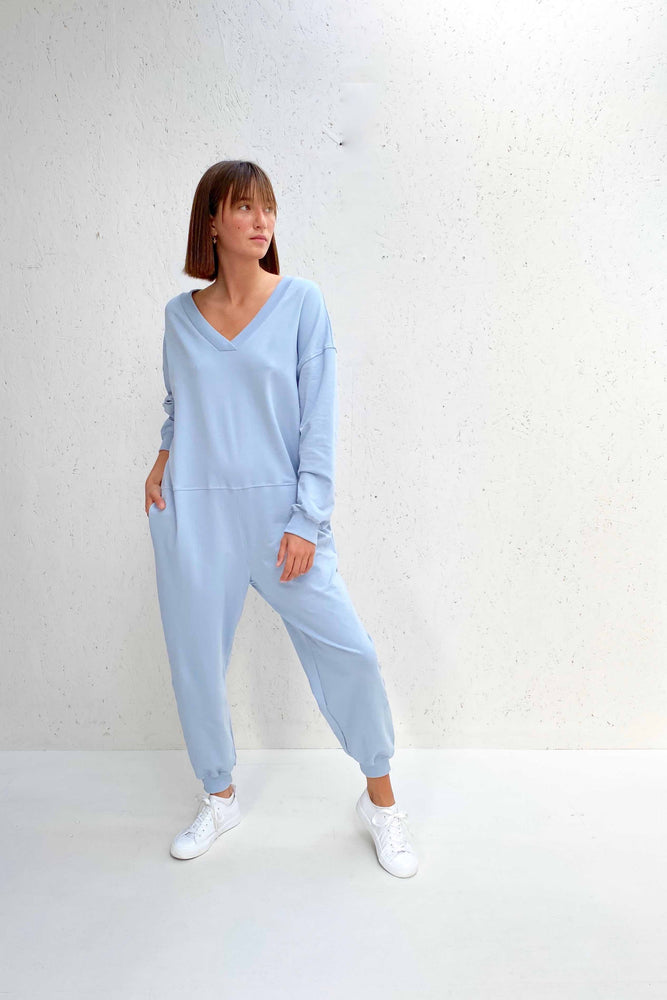 Julie All In One | Pale Blue