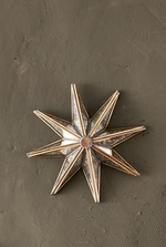 Layla Decorative Glass Star - Small