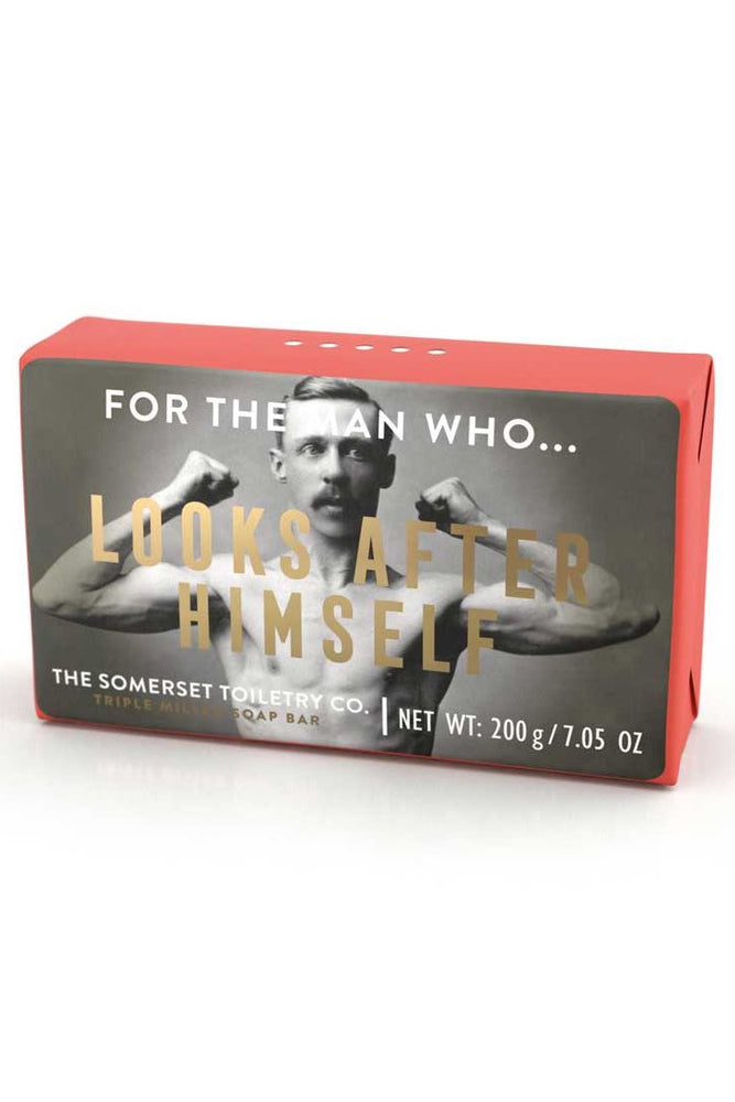 Looks After Himself - Retro soap