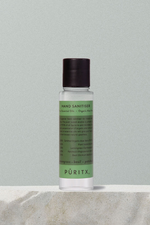 Hand Sanitiser 60 ml | Lemongrass, Basil, Patchouli