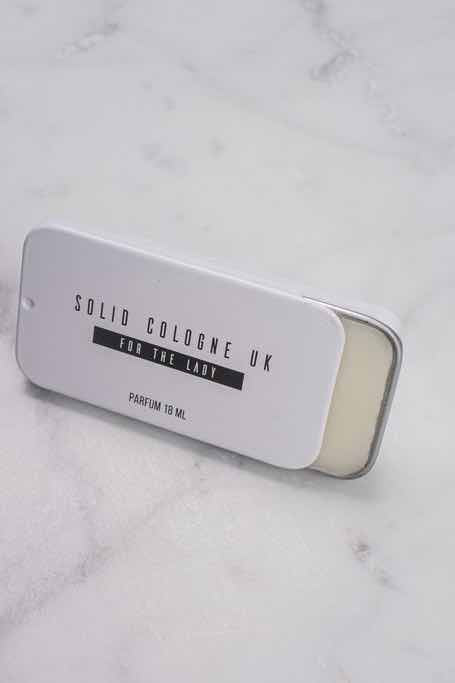 Solid Cologne | Duaa No. 3