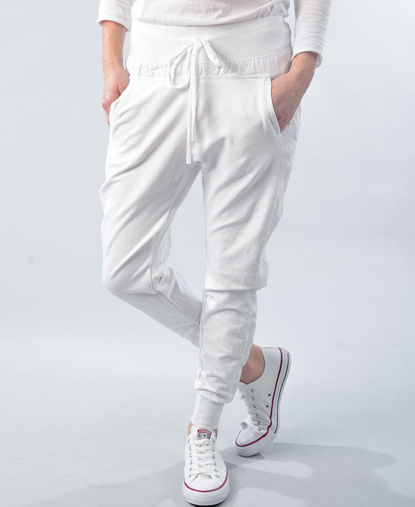 Ultimate Joggers | White