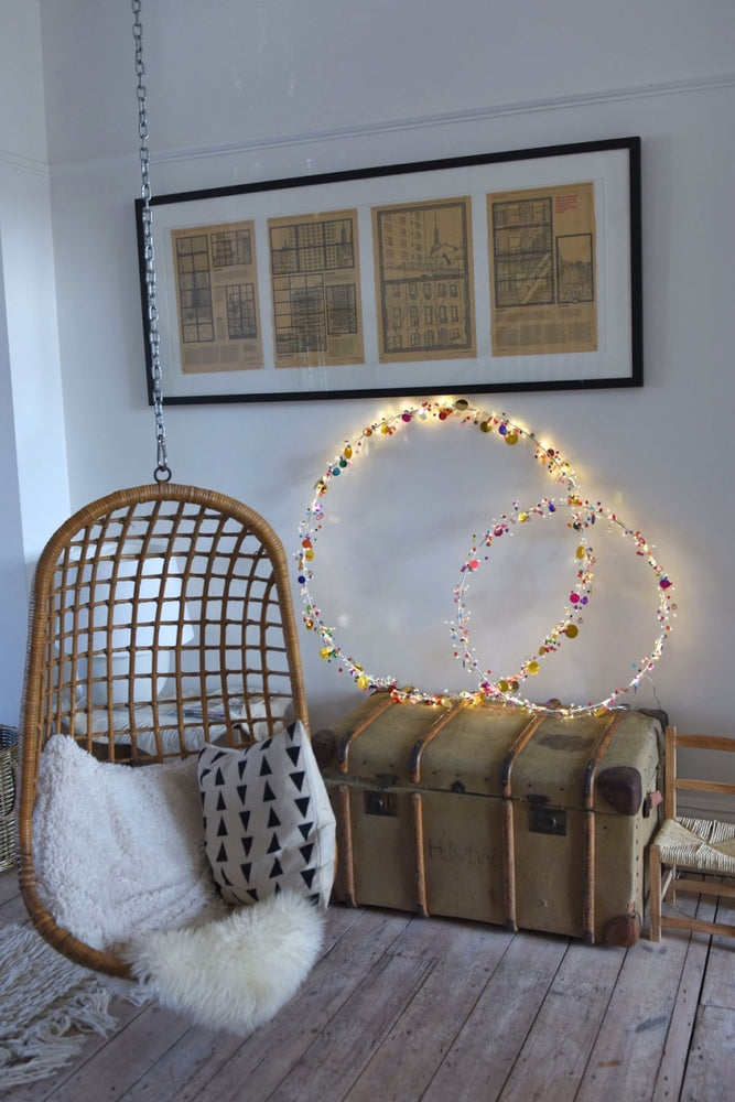 Folklore Circle Lights | 40cm