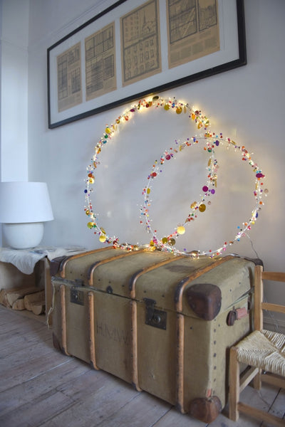 Folklore Circle Lights - 40cm