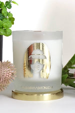Samantha Ashton Luxury Candle - Citrus Bamboo