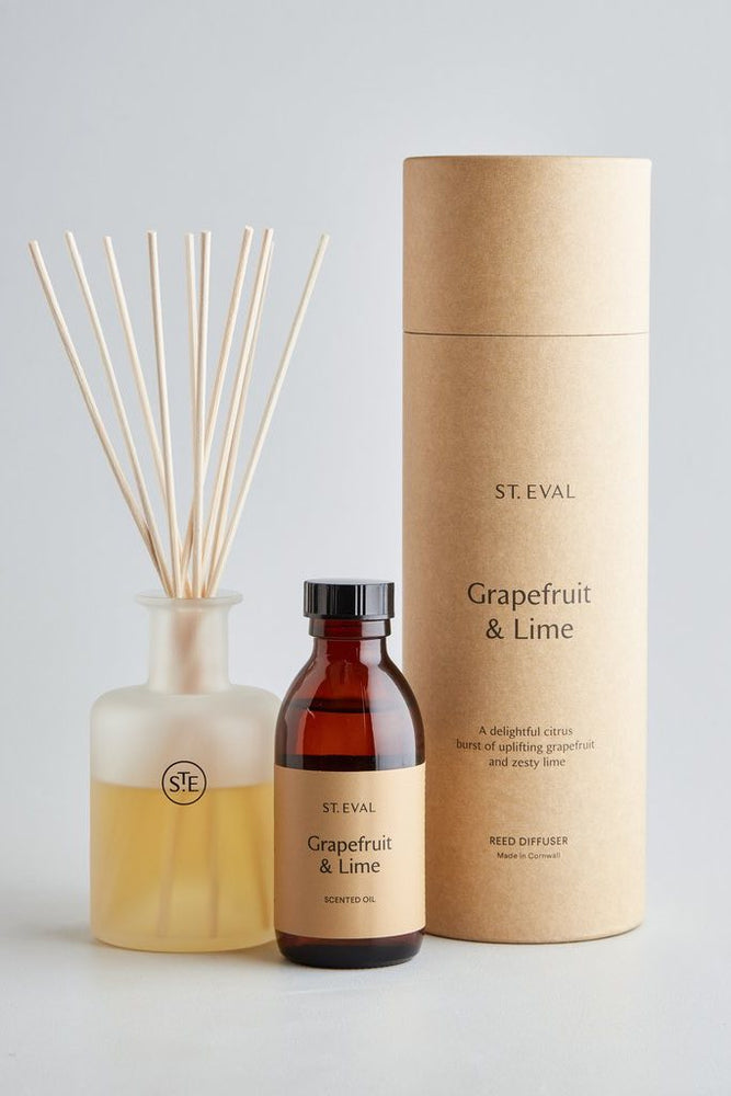 Reed Diffuser | Grapefruit & Lime