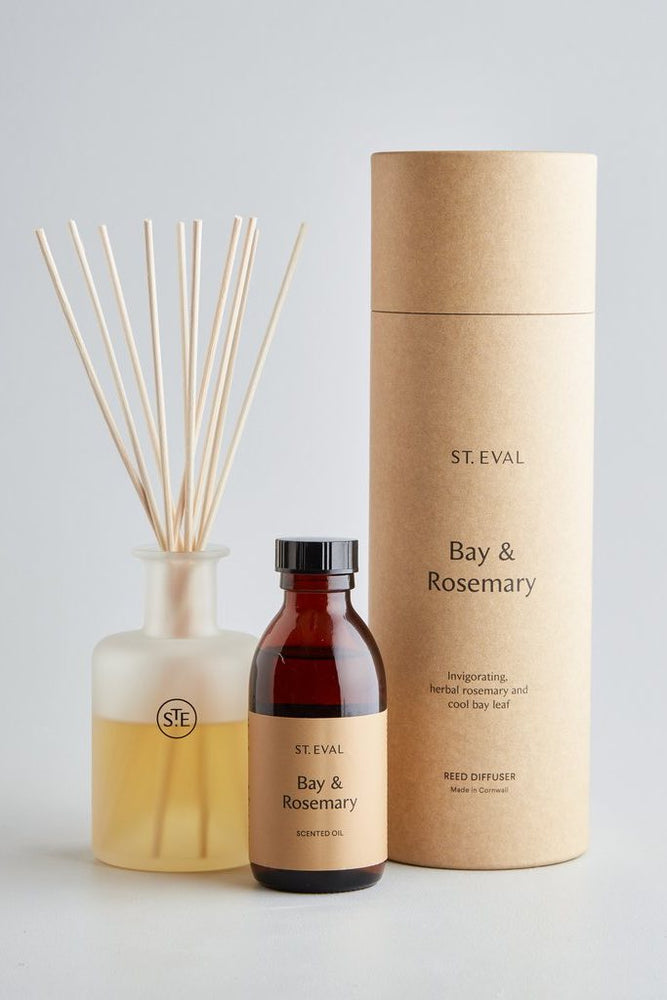 Reed Diffuser | Bay & Rosemary