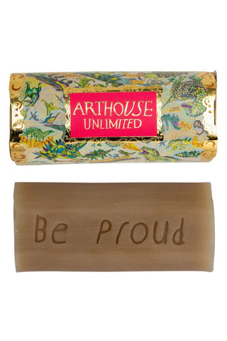 ARTHOUSE Unlimited Dinosaurs Design Organic Tubular Inscribed Soap