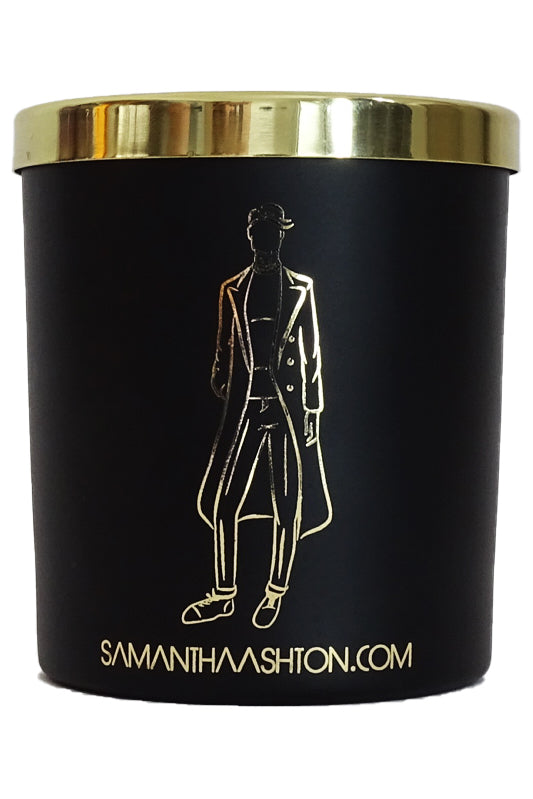 Samantha Ashton Luxury Candle - Espresso Tobacco