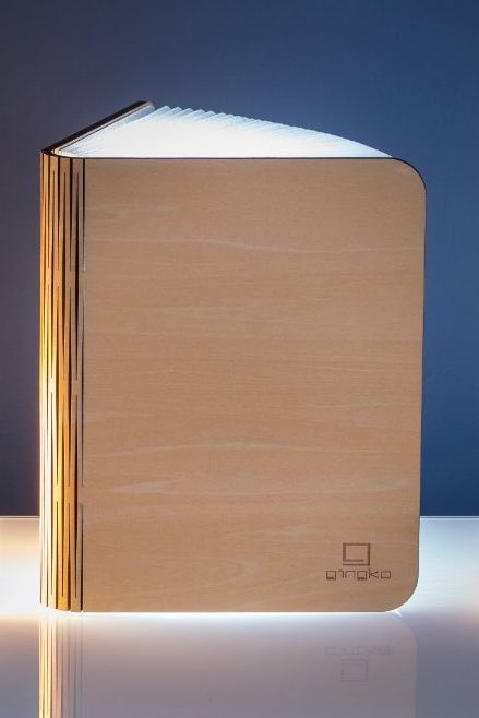 Smart Booklight - Large | Maple