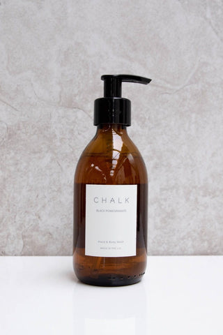 Hand and Body Wash - Black Pomegranate