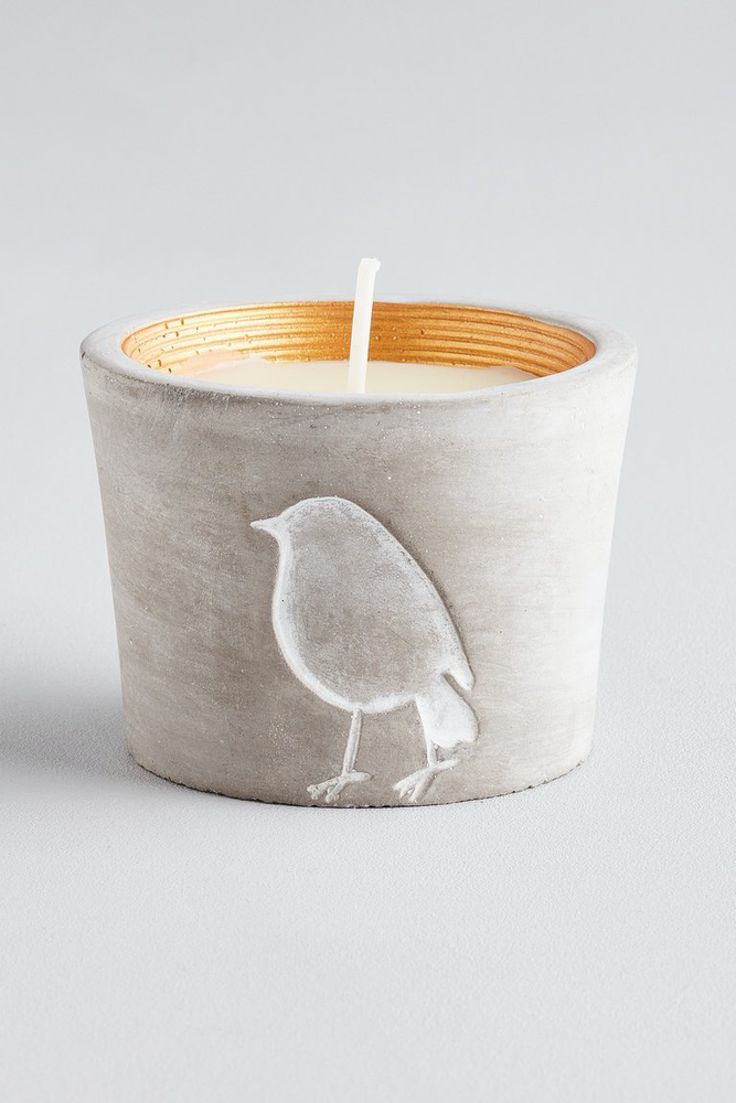 Inspritus, Winter Woodland Robin Candle