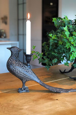 Candle Holder | Pheasant