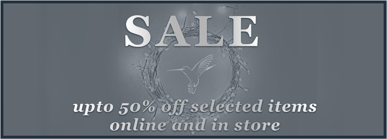 Sales now on with 40% off most products...