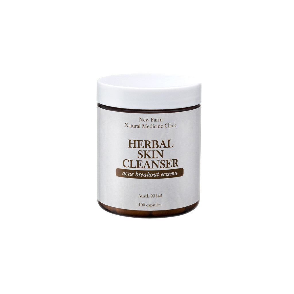 Herbal Skin Cleanser Capsules - phone or email to order