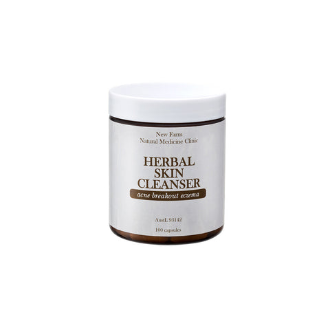 Herbal Skin Cleanser Capsules