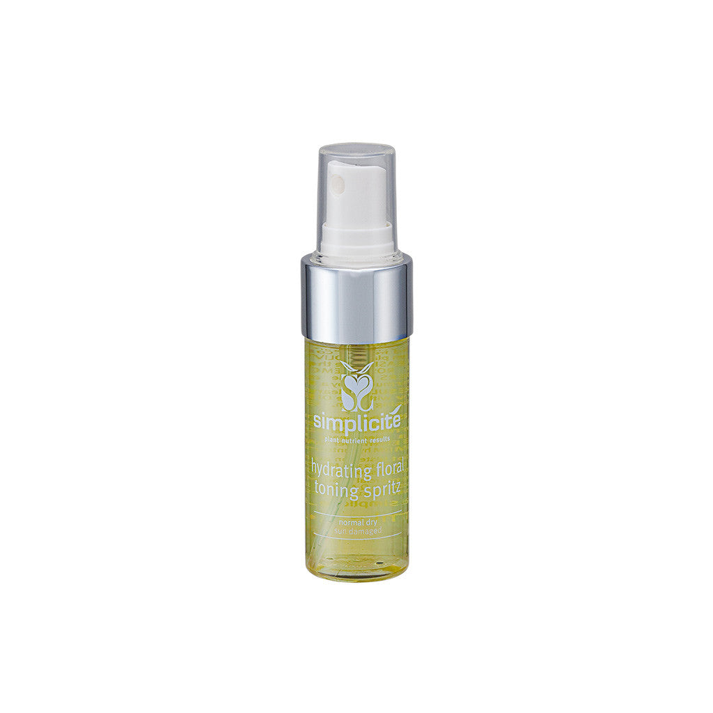 Hydrating Floral Toning Lotion Normal/Dry 30mL Travel Size