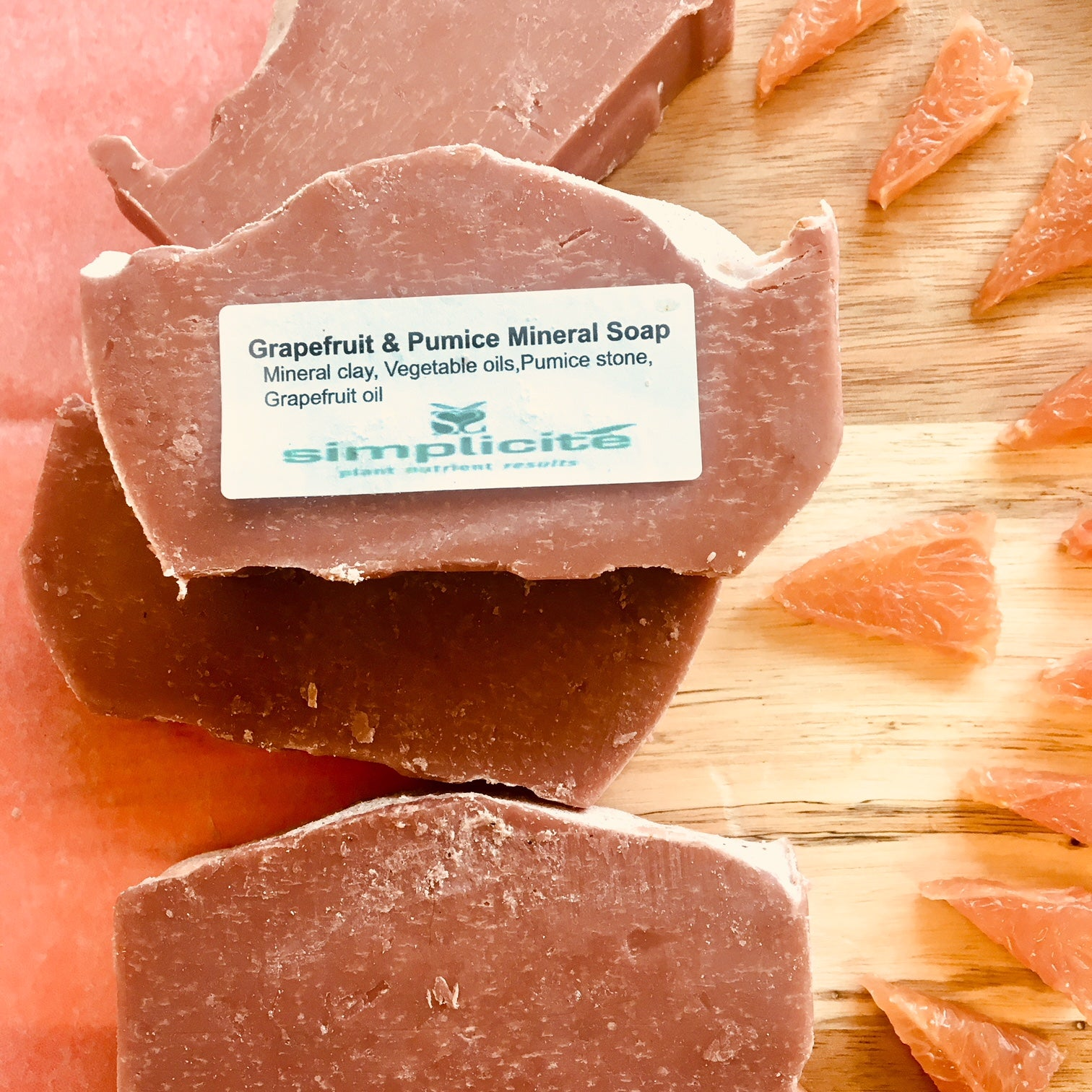 Handmade Essential Oil Mineral Soap