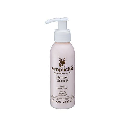 Plant Gel Cleanser Normal/Dry 125mL