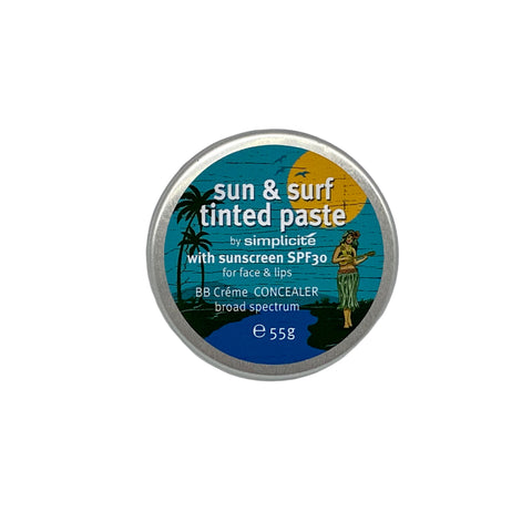 Sun & Surf Tinted Paste 55g
