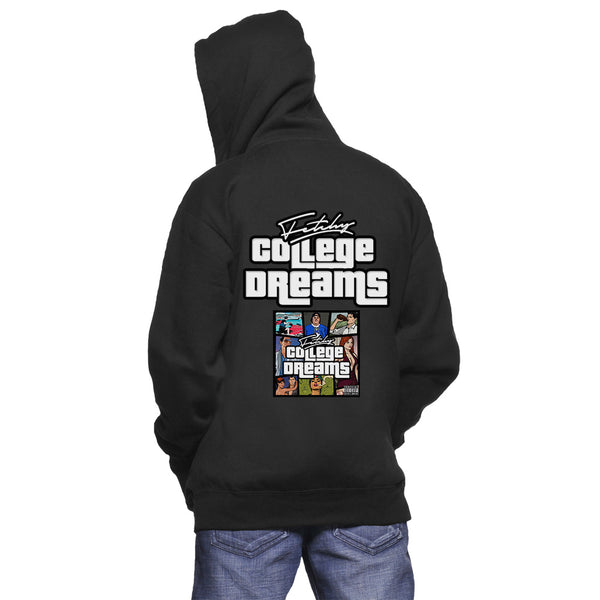 "Fetchy ""College Dreams"" Hoodie"