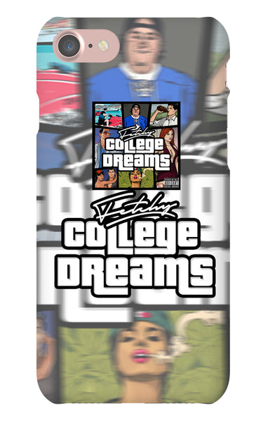 "Fetchy ""College Dreams"" Smart Phone Case"