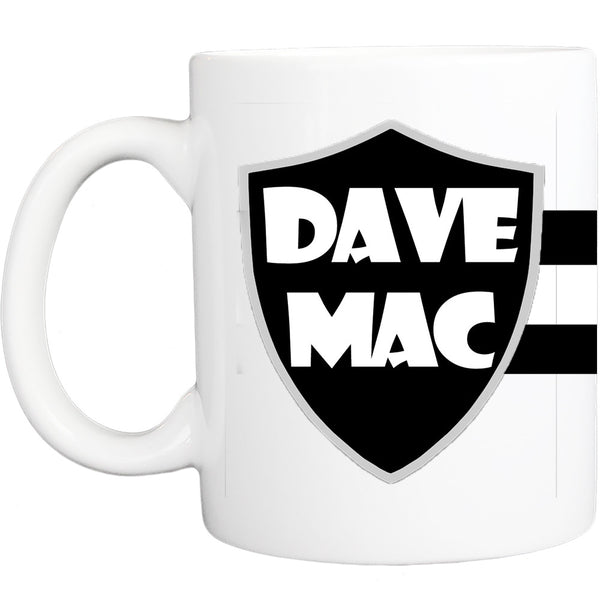 "Dave Mac ""Parental Advisory"" Mug"
