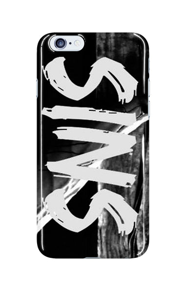 "Dave Mac ""Sins"" iPhone 6 Case"