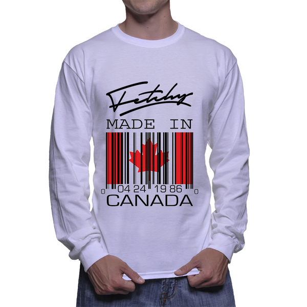 "Fetchy - ""Made in Canada"" T-Shirt"