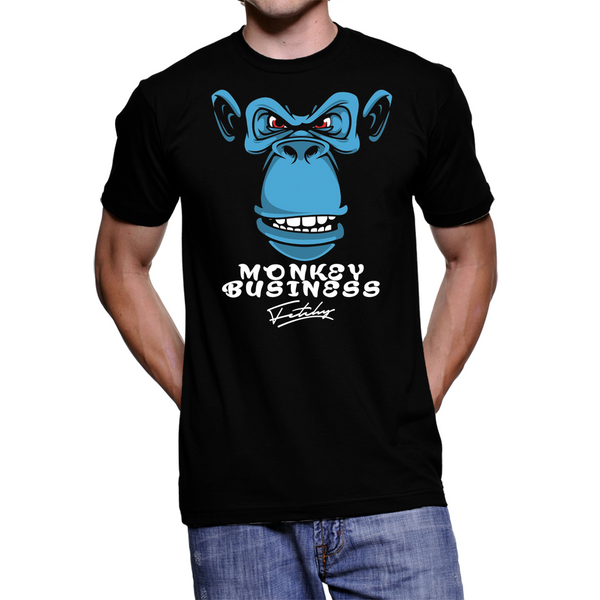 "Fetchy - ""Monkey Business"" T-Shirt"