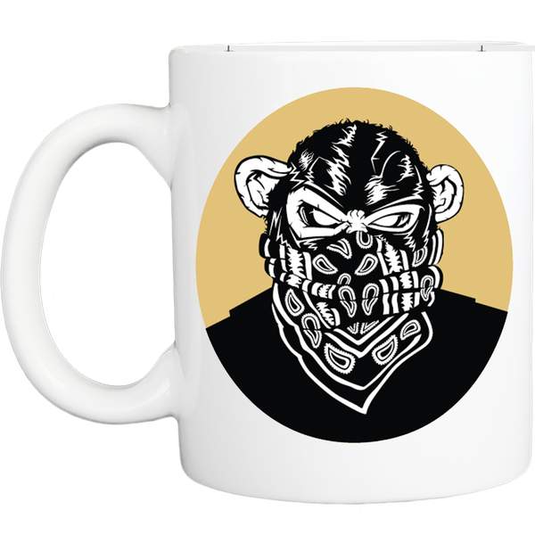 "Fetchy - ""Put Em Up"" Mug"