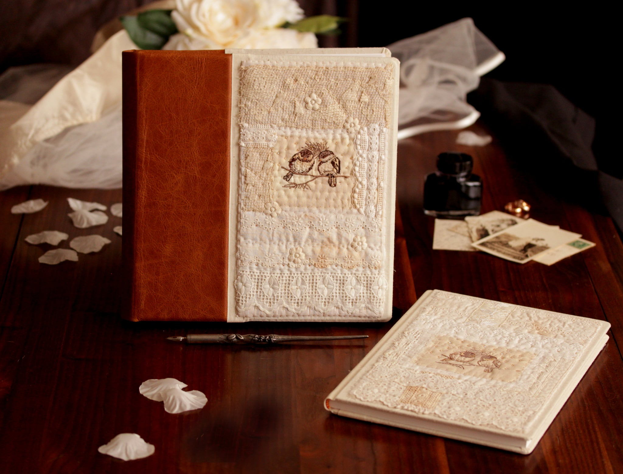 10 off Wedding Guest Book Kit