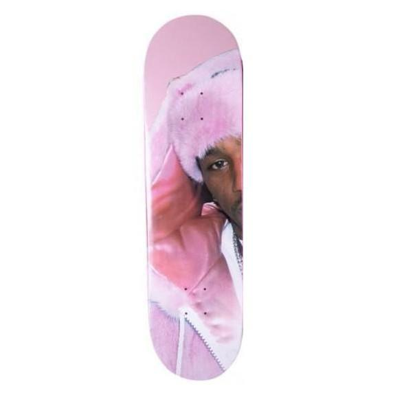 Color Bars Dipset Deck 8.25 Left Skateboard Hardware Color Bars