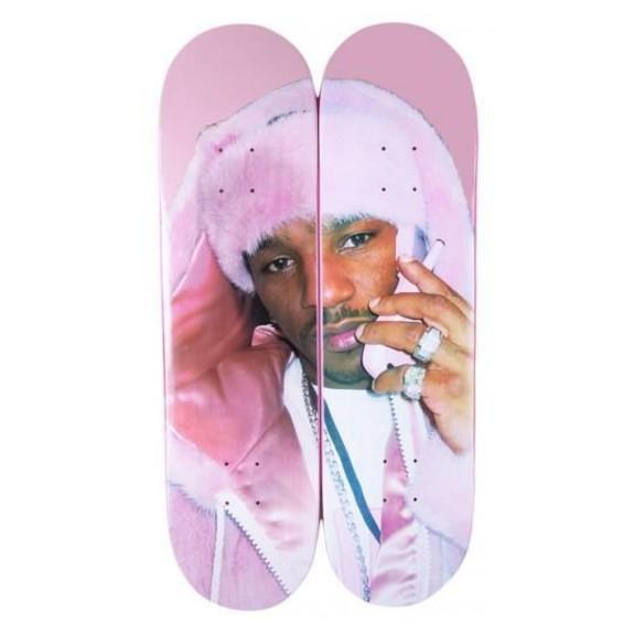 Color Bars Dipset Deck 8.25 Skateboard Hardware Color Bars