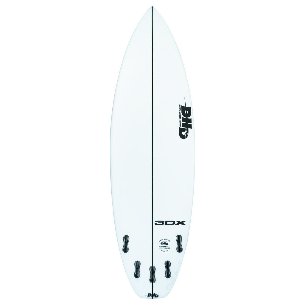 DHD 3DX Surfboards DHD