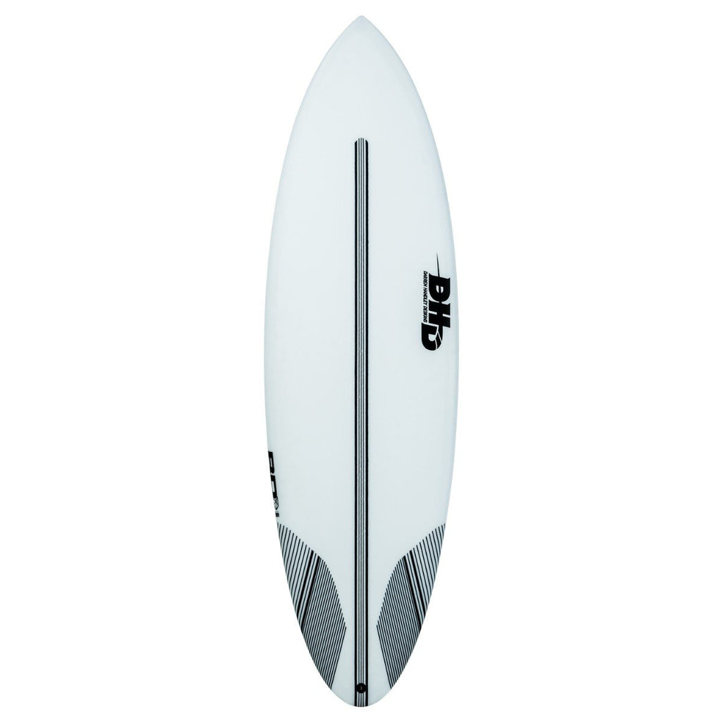 "DHD Black Diamond EPS Surfboards DHD 5'6"" x 19 1/4"" x 2 7/16"" 27.5L FCSII"